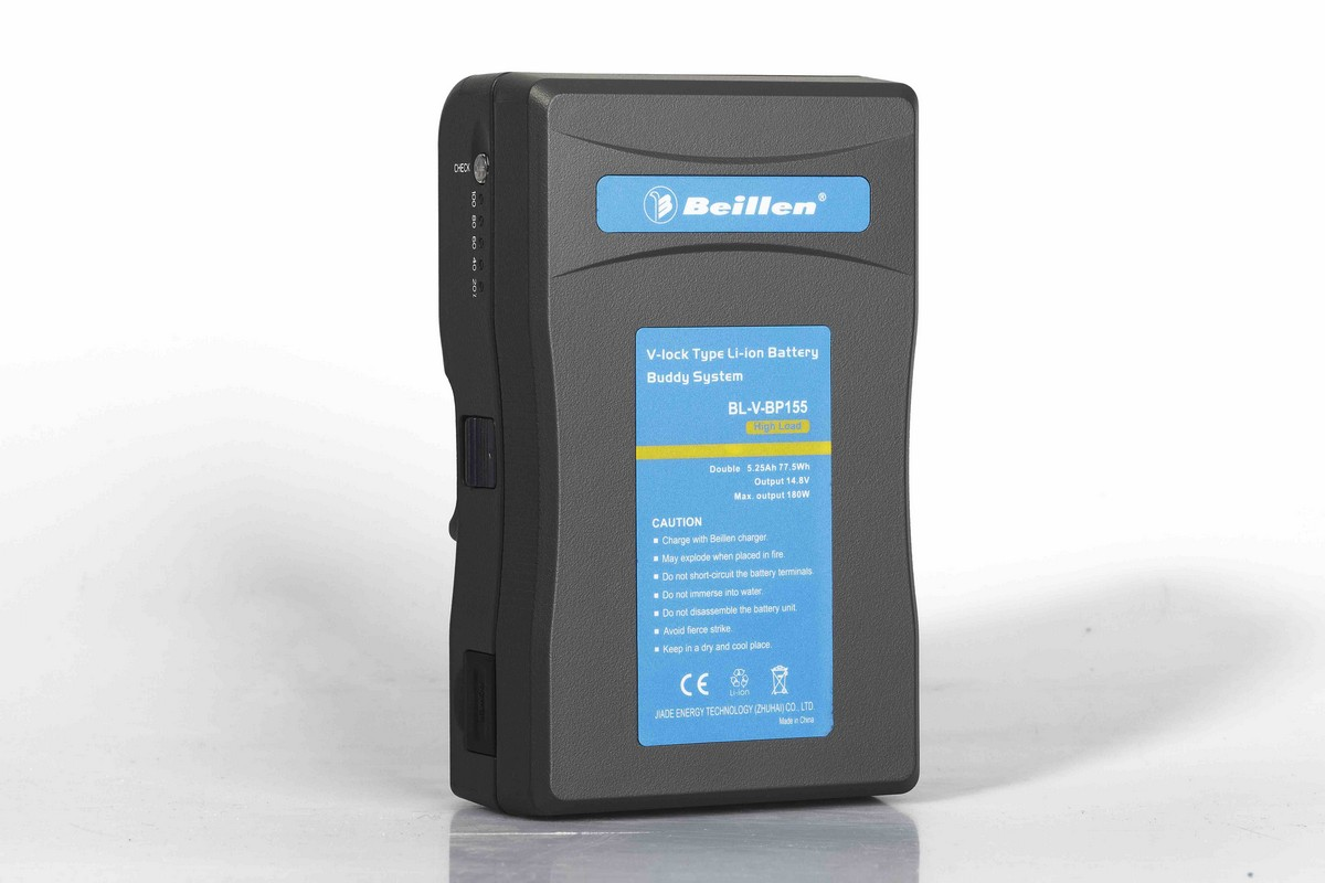 Beillen BL-V-BP155 High Load Stack-On System V-Mount Li-Ion Battery