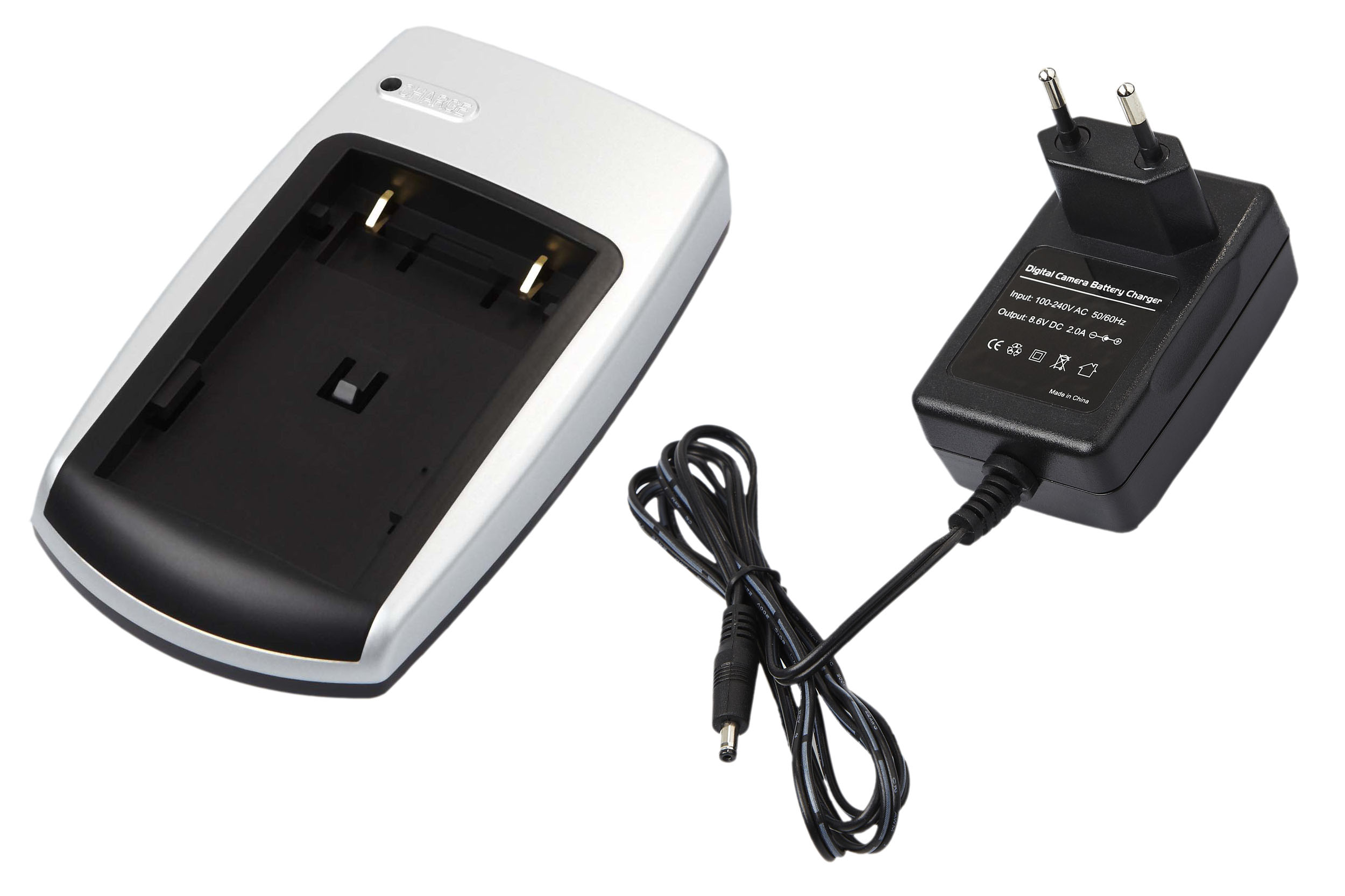 BL-BCR-J Li-ion charger for JVC