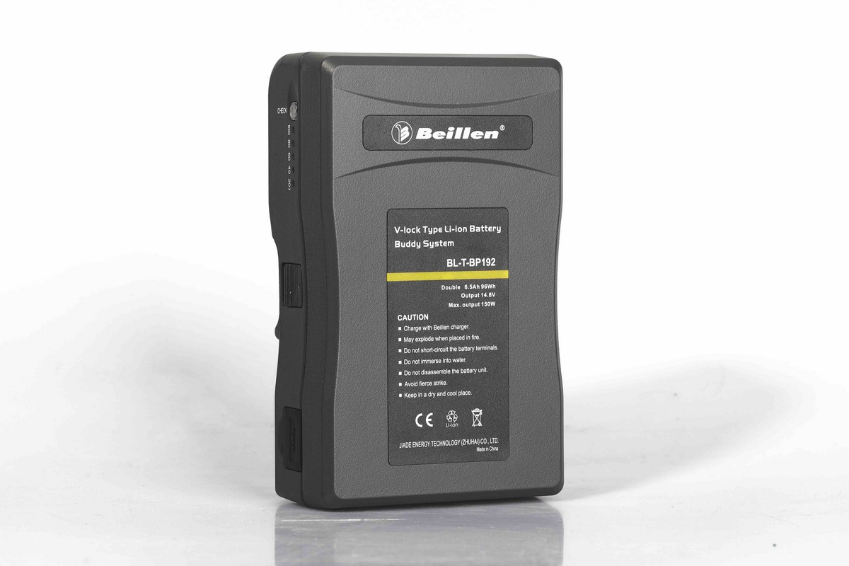 Beillen BL-T-BP192 Stack-on System V-Mount Li-Ion Battery