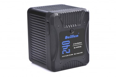 Beillen BL-R-BP240 V-Mount Cine battery