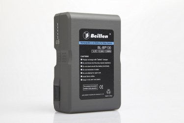 Beillen_BP130_V-Mount_battery