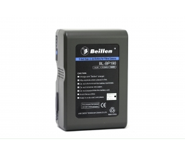 Beillen BL-BP190 V-Mount Li-ion battery